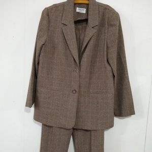 Alfred Dunner Professional Career 3 pc suit size12